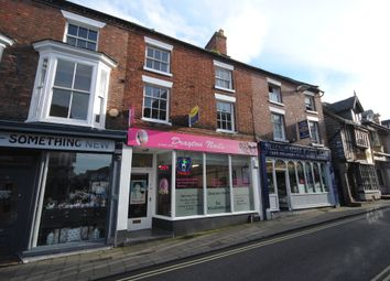 Thumbnail 1 bedroom flat to rent in Shropshire Street, Market Drayton, Shropshire
