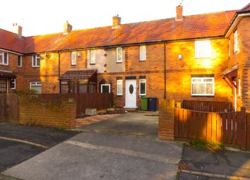 Thumbnail 3 bedroom terraced house for sale in Shaftesbury Crescent, Sunderland