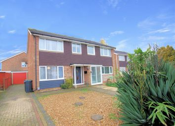 Thumbnail 3 bed semi-detached house for sale in Kent Road, Gosport