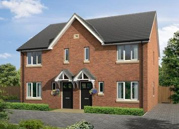 Thumbnail 3 bed semi-detached house for sale in Humberston Meadows, Humberston Avenue, Humberston, Lincolnshire