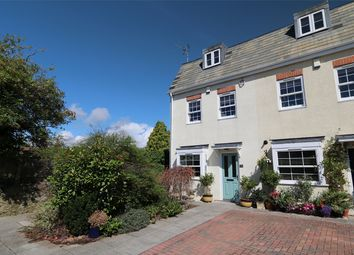 Thumbnail 4 bed end terrace house for sale in Station Close, Thornbury, Bristol