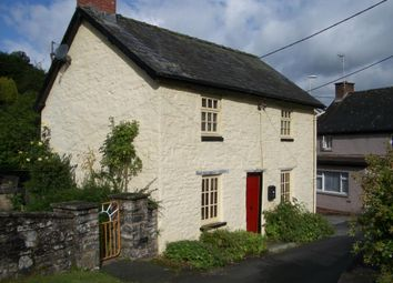 Thumbnail 2 bedroom cottage for sale in Hay On Wye-Builth Wells, Detached Stone Cottage