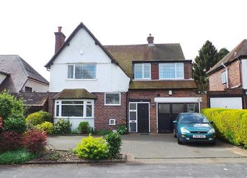 Thumbnail 4 bed detached house for sale in Tower Road, Four Oaks, Sutton Coldfield