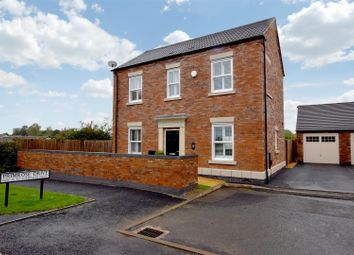 Thumbnail 3 bed detached house for sale in Primrose Drive, Heritage Park, Tutbury