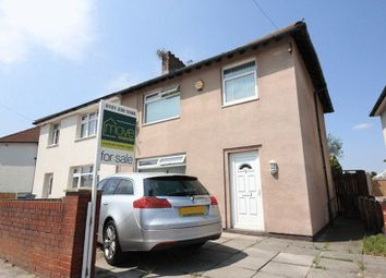 3 bed semi-detached house for sale in Charlton Road, Old Swan, Liverpool L13