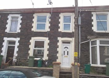 Thumbnail 3 bed terraced house to rent in Tower Street, Treforest, Pontypridd