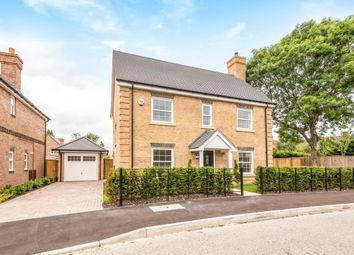 Thumbnail 4 bed detached house for sale in Tower Gardens, Mortimer