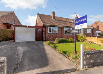 Thumbnail 2 bed semi-detached bungalow for sale in Hill Top Crescent, Harrogate
