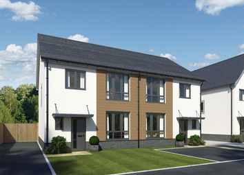 """Thumbnail 3 bed semi-detached house for sale in """"Wye"""" at Llantrisant Road, Cardiff"""