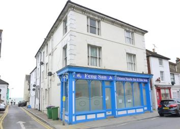 Thumbnail 2 bedroom flat for sale in Sandgate High Street, Sandgate, Folkestone