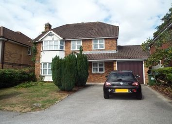 Thumbnail 4 bed property to rent in Crofton Close, Southampton