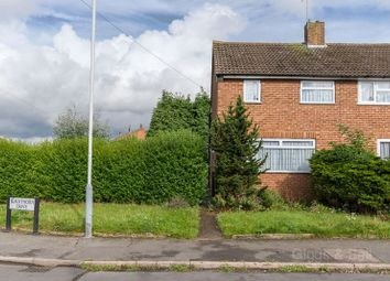 Thumbnail 2 bedroom semi-detached house for sale in Blackthorn Drive, Luton