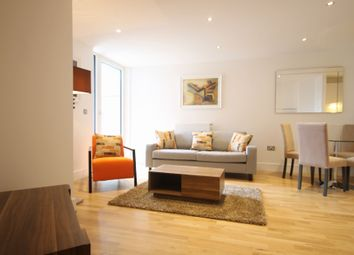 Thumbnail 1 bed flat to rent in Dundas Court, 29 Dowells Street, Greenwich, London