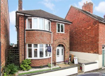Thumbnail 4 bed detached house for sale in Bosworth Road, Measham, Swadlincote