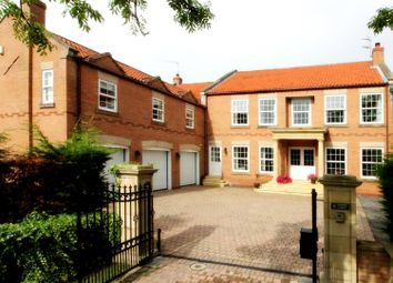 Thumbnail 5 bed detached house for sale in Damson Garth, Lund, Driffield