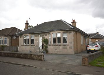 Thumbnail 4 bed detached bungalow for sale in Gibson Street, Dumbarton, West Dunbartonshire