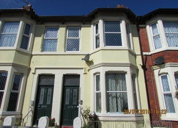 Thumbnail 1 bed flat to rent in Moore Street, Blackpool, Lancashire