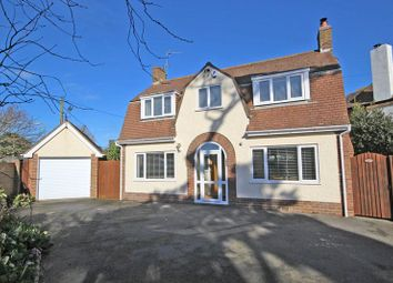 Thumbnail 3 bed detached house for sale in Naish Road, Barton On Sea, New Milton, Hampshire