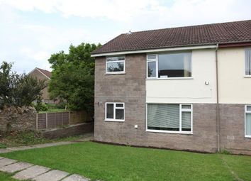 Thumbnail 2 bed flat to rent in Pine Walk, Radstock