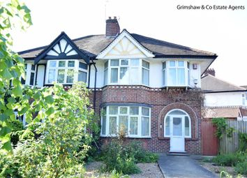 Thumbnail 3 bed semi-detached house for sale in Brunswick Gardens, Greystoke Park Estate, Ealing, London