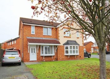 Thumbnail 3 bed semi-detached house for sale in Harrier Drive, Halewood, Liverpool