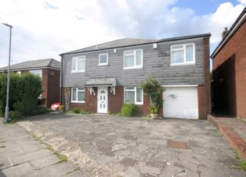 Thumbnail 5 bed detached house for sale in Sherborne Avenue, Luton