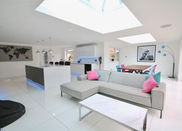 Thumbnail 4 bed semi-detached house for sale in Greenfield Crescent, Waterlooville