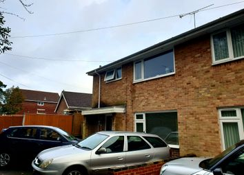 Thumbnail 3 bed semi-detached house to rent in Beacon Bottom, Park Gate, Southampton