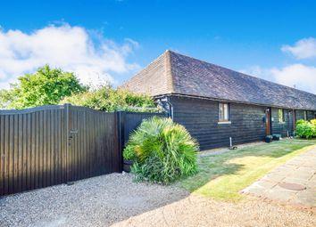 Thumbnail 2 bedroom bungalow for sale in Finn Farm Road, Kingsnorth, Ashford