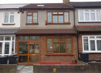 Thumbnail 4 bed terraced house to rent in Estcourt Road, Woodside, Croydon