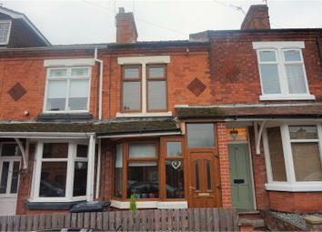 Thumbnail 2 bed terraced house for sale in New Street, Barrow Upon Soar