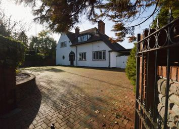 Thumbnail 5 bedroom detached house for sale in Church Road, Winscombe