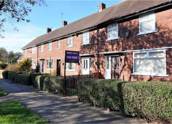 Thumbnail 2 bed terraced house for sale in Meadowgate Road, Salford