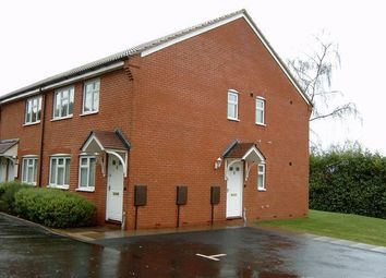 Thumbnail 2 bed maisonette to rent in Mark Close, Redditch