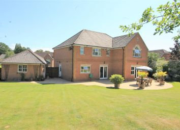 Thumbnail 5 bed detached house for sale in St. Marys Lane, Hereford
