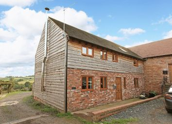 Thumbnail 4 bed detached house to rent in Bind Farm, Billingsley, Bridgnorth