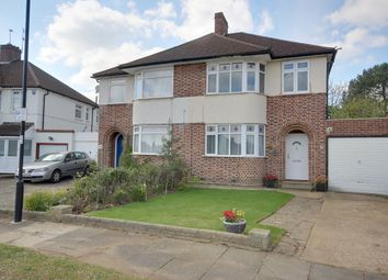 Thumbnail 3 bed semi-detached house for sale in Cranleigh Gardens, Grange Park