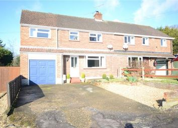 Thumbnail 4 bed semi-detached house for sale in Crowthorne Road, Sandhurst, Berkshire
