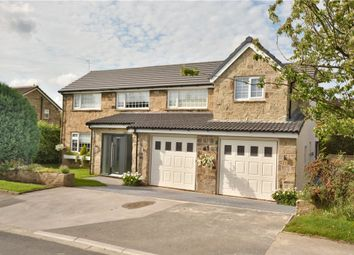 Thumbnail 3 bed detached house for sale in Albans Close, Bardsey, Leeds, West Yorkshire