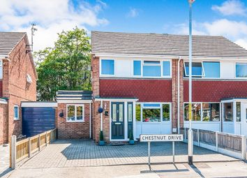 Thumbnail 4 bedroom semi-detached house for sale in Chestnut Drive, Broadstairs