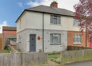 Thumbnail 3 bed semi-detached house for sale in Bristow Road, Camberley, Surrey