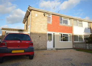 Thumbnail 3 bed semi-detached house for sale in Violet Road, Norwich