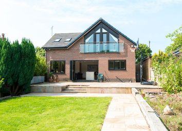 Thumbnail 5 bed detached house for sale in Wigan Road, Shevington, Wigan