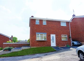 Thumbnail 3 bed link-detached house for sale in Sulby Close, Mansfield