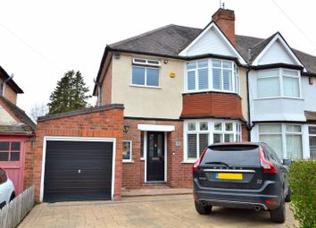 Thumbnail 3 bed semi-detached house for sale in Moor Green Lane, Moseley, Birmingham