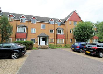 Thumbnail 2 bed flat for sale in Redoubt Close, Hitchin, Hertfordshire