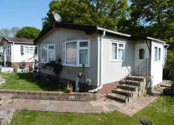 2 bed mobile/park home for sale in Bluebell Woods, Shalloak Road, Broad Oak, Canterbury, Kent CT2