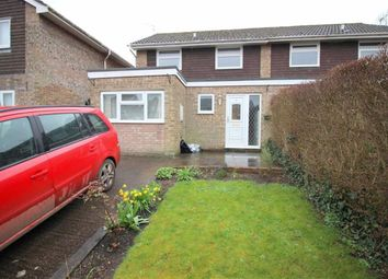 Thumbnail 3 bed semi-detached house for sale in Holywell Close, Monmouth