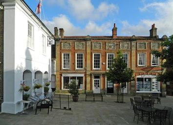 Thumbnail 2 bedroom flat for sale in Market Square, Midhurst, West Sussex