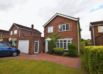 Thumbnail 4 bed detached house to rent in The Park, Potterhanworth